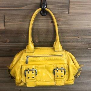 Michael Kors Bright Yellow Shoulder Bag